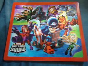 Set of 2~~~~Marvel Super Hero Squad 3D Puzzle--28 Pieces Each Kingston Kingston Area image 4