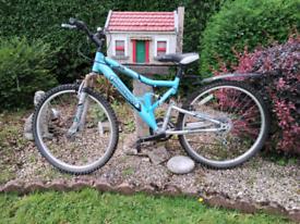 ShockWave Bicycle XT700