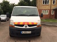 Renault Master Recovery