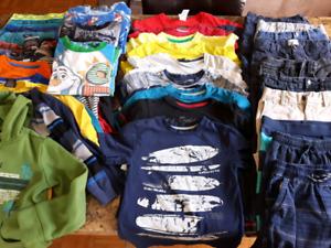 FAITES VOTRE PROPRE LOT 5 À 6 ans vêtements garçon