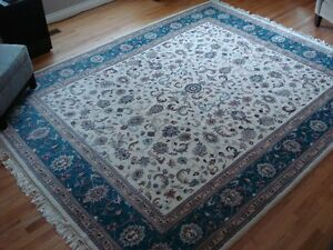 Persian Kashani Design all wool area rug North Shore Greater Vancouver Area image 3