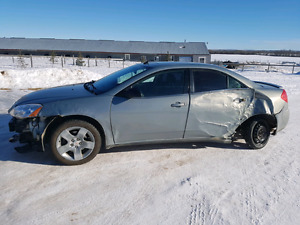 2008 G6 for parts