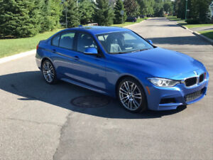BMW 335 XI (AWD) 2013 – *** Manuelle 6 Vit *** M Package, Mags 1