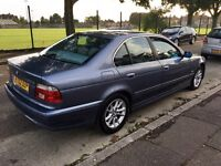 BMW 530D SE AUTO 2002