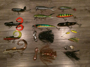 Musky fishing tackle Gatineau Ottawa / Gatineau Area image 2