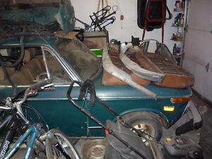 Pièces de BMW 2002 des années 1973 a 1975 Québec City Québec image 2