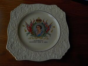 Royal Family Coronation Collector Plate
