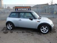 Mini 1.6 Cooper 3 Door Hatch Back