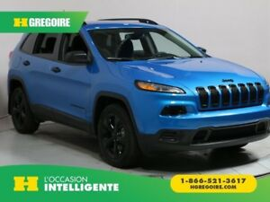 2018 Jeep Cherokee ALTITUDE EDITION AUTO A/C MAGS CAM RECUL