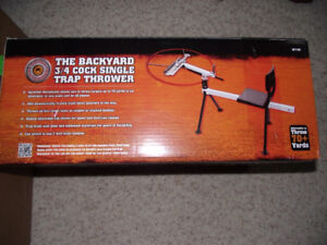 Clay Target Trap - Brand New in Box