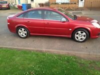 Vauxhall Vectra exclusive 2006 cdti (diesel)