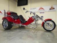 Rewaco FX5 1800i 3 Seater Trike 2009