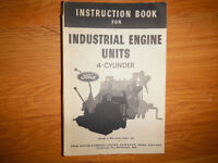 1942 Fordson Tractor 4-Cylinder Industrial 8, 10 & 24 hp Manual