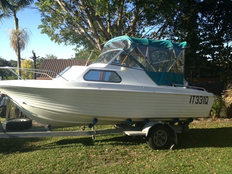 Used boat parts for sale ma half cabin boats for sale for Aluminum boat with cabin for sale