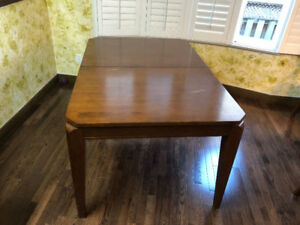 Extendable Dinning Room Table 6-8 Dinners - for Thanksgiving?