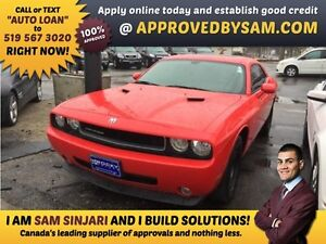 CHALLENGER -$137.97/wk $0 DOWN OAC - @ APPROVEDBYSAM.COM