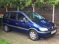 2004 Vauxhall Zafira Life 1.6 16v