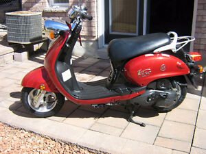 YAMAHA VINO 125   MINT CONDITION