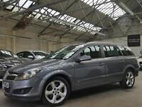 2007 Vauxhall Astra 1.9 CDTi 16v SRi Estate 5dr Diesel Manual (159 g/km, 148