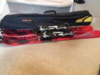 Snow Blades & Carry Bag