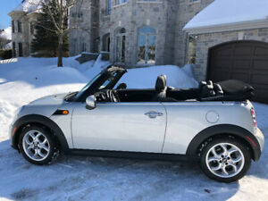 MINI COOPER CONVERTIBLE (27 212 km)