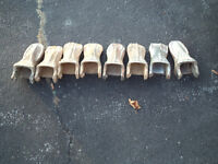 Bucket Teeth for Back Hoe MG40 U