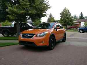 2015 Subaru Crosstrek Limited with CVT