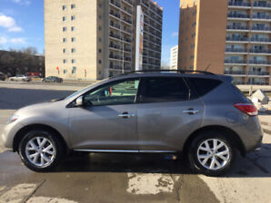 2012 Nissan Murano SL, AWD,Accident free, Safetied, Low Km