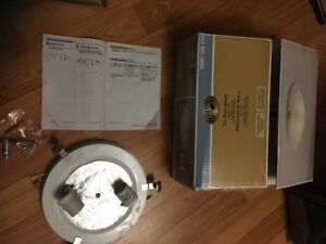 Lighting fixture only , 12 inch flush mount