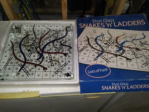Snakes & Ladders - Mom and Dad Edition