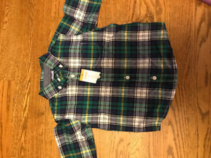 Gymboree 2t dress shirt