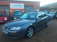 2006(56) Saab 9-3 1.9TiD ( 150bhp ) Vector Sport Grey, **ANY PX WELCOME**