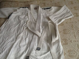 KOHLER  JUDO KARATE GI  uniform (180 cms) + extra pants Cambridge Kitchener Area image 1