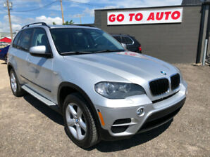 2011 BMW X5 35i xDrive SUV - Nav, camera, leather, 7 passenger