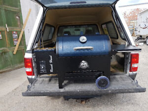 Tail Gater Pellet BBQ For Sale