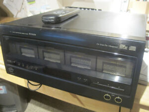 100 Disc CD File Disc Player