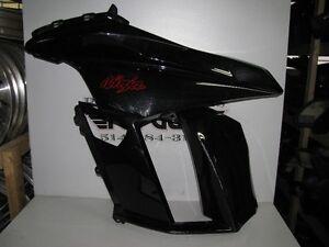 Carenage latérale Kawasaki Ninja ZX1000 2011 - 2014 Side fairing