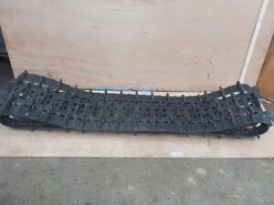 SNOWMOBILE TRACK CAMOPLAST BRP 16X159X2.25 SUMMIT/OTHERS DAMAGED