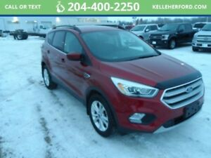 2017 Ford Escape SE4wd Heated Leather/Sync