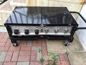 Master forge 6 burners grill