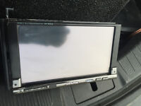 """7"""" ALPINE TOUCHSCREEN DECK WITH 12"""" JL Audio Sub and amp"""
