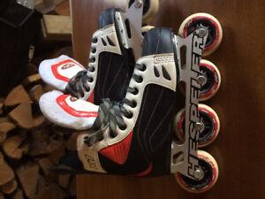 Size 7 Rollerblades