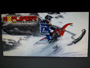Ad Boivin Explorer Kit for Motocross Bikes
