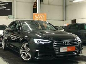 image for 2016 Audi A4 2.0 TDI S line (s/s) 4dr Saloon Diesel Manual