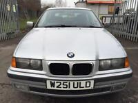 2000 BMW 3 Series 1.9 316i SE Compact 3dr
