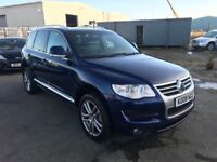 VW Touareg 3.0 Tdi Altitude 240bhp Automatic *Fully Loaded* Imaculate condition, 3 Month Warranty