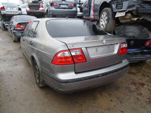 We are now Parting out this Saab 9.5 2004