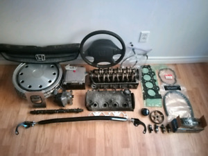 Parts/Pieces honda civic 96-00/