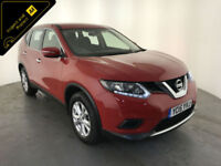 2015 NISSAN X-TRAIL VISIA DCI DIESEL 1 OWNER NISSAN SERVICE HISTORY FINANCE PX