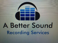 A Better Sound-Recording Services